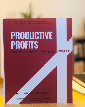 Productive Profits Book
