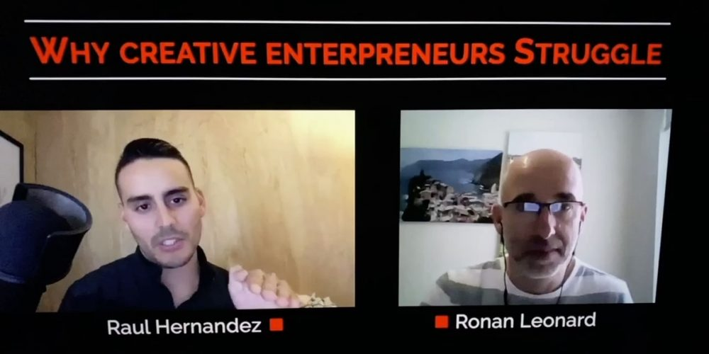 Why Creative Entrepreneurs Struggle